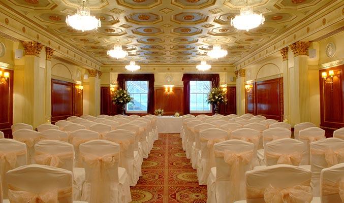 Banqueting suites